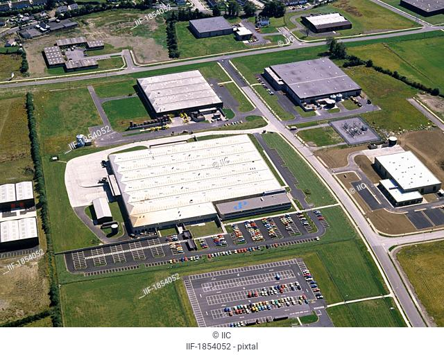 Clonshaugh Industrial Estate, Dublin, County Dublin, Ireland