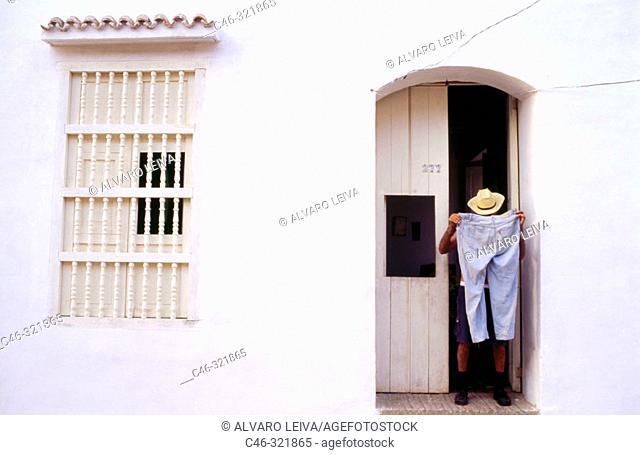 House. Trinidad, Cuba