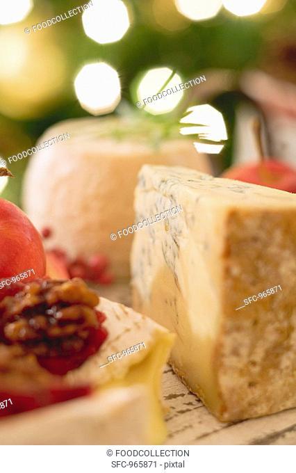 Cheese board Christmas