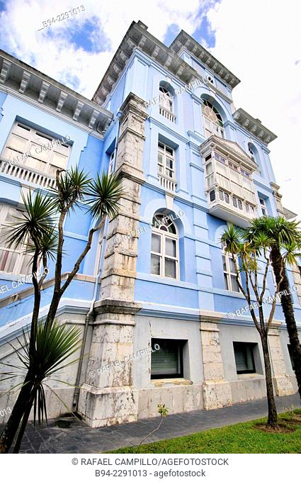 Museum of emigration of Asturias. The museum occupies the house of Indians called La Quinta Guadalupe built by Inigo Noriega Lasso Asturian emigrant in 1906 and...