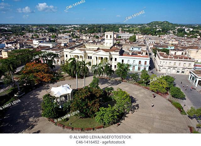 Vidal park  Santa Clara, Cuba