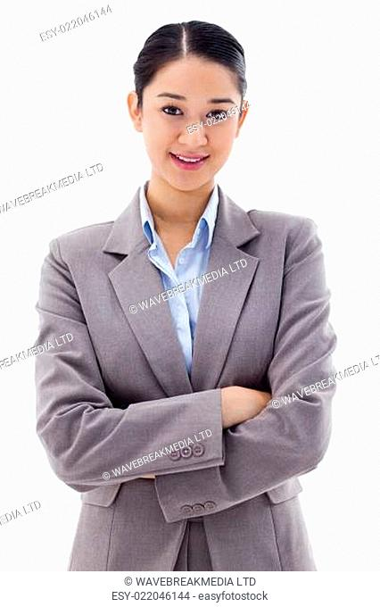 Business People Posing Arms Crossed Stock Photos And Images