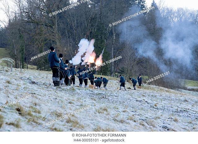 Bayern, Oberbayern, Berchtesgadener Land, Piding, Rupertiwinkel, Brauch, Brauchtum, Bräuche, Braeuche, weihnachtliche Braeuche, weihnachtliche Bräuche