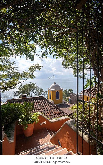 Guatemala, Lake Atitlan, Santa Catarina Paolopo