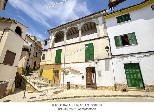Can Goixet, Andratx, Mallorca, balearic islands, Spain