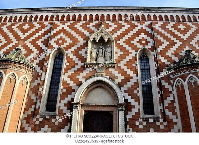 Vicenza, Italy: Chiesa di Santa Croce dei Carmini