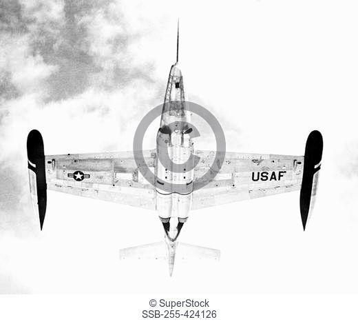 US Air force military aircraft