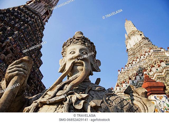Thailand,Bangkok,Wat Arun,Temple of Dawn