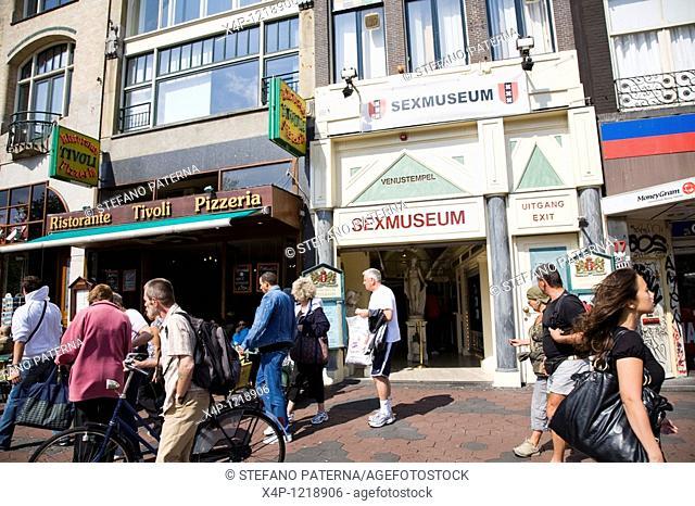 Venustempel Sexmuseum Amsterdam