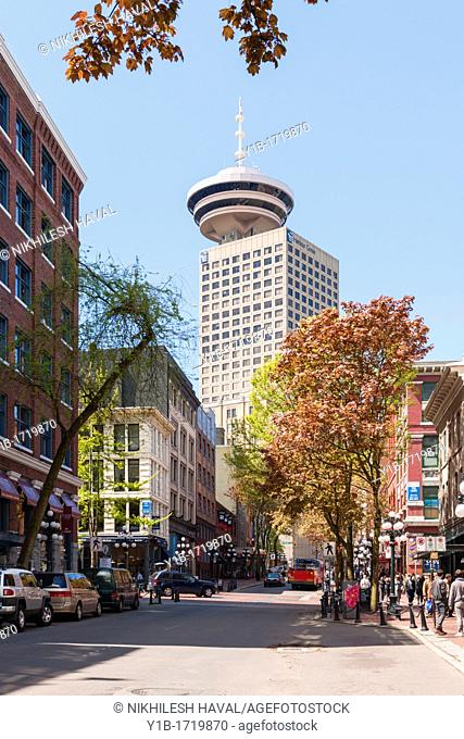 top of Vancouver, Gastown