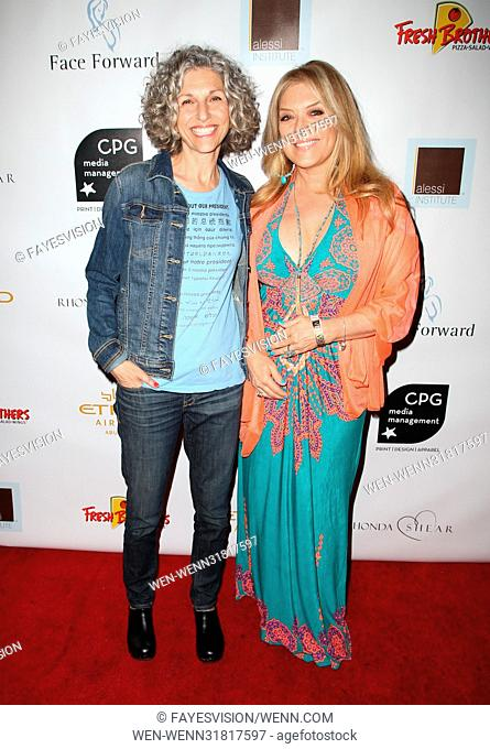 """Face Forward's 3rd Annual """"""""Laugh It Forward"""""""" Featuring: Cathy Ladman, Lydia Cornell Where: West Hollywood, California, United States When: 22 Jun 2017 Credit:..."""
