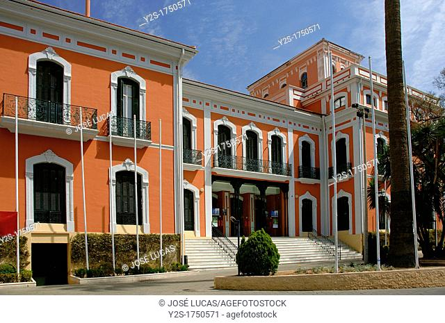 Columbus House, Huelva, Spain