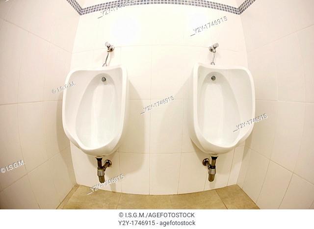 Twins water wall