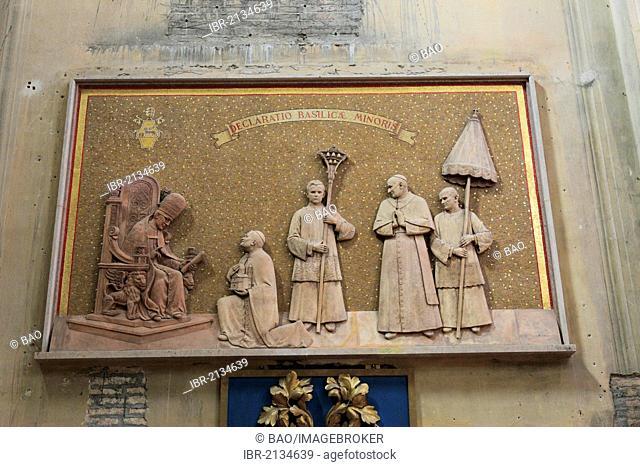 Basilica Minore di San Marco, Boretto, Emilia Romagna, Italy, Europe