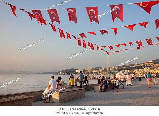 Turkey, Aegean, Izmir Region, Aydin Province, Kusadasi