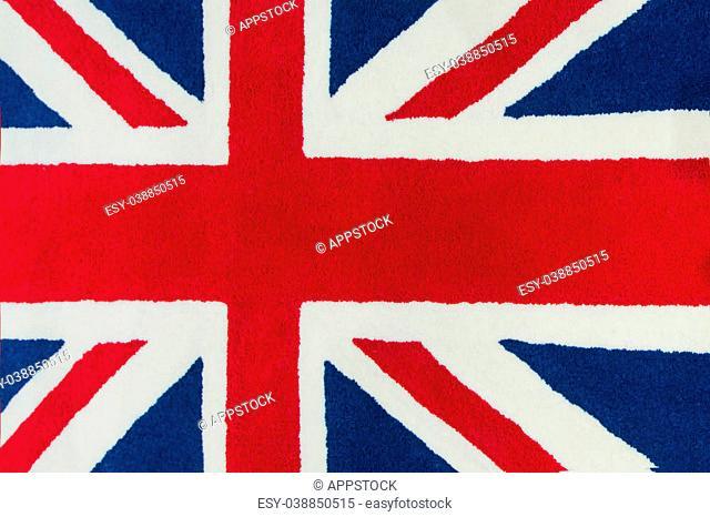 Carpet United Kingdom Flag