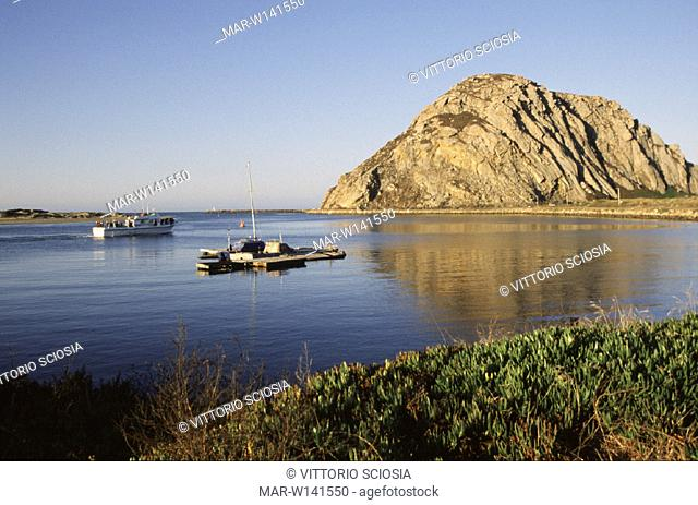 usa, california, morro bay