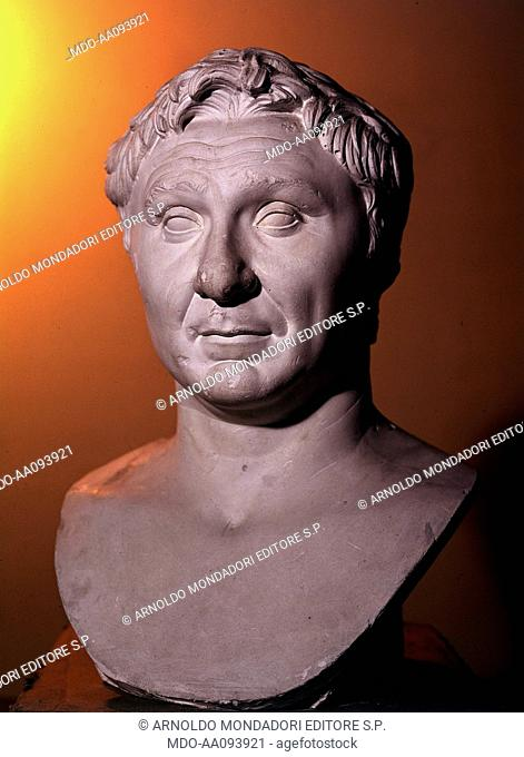 Pompey's Head (Testa di Pompeo), after 1st Century BC