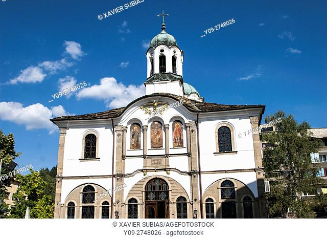 Sveta Bogoroditsa, Holy Virgin Church, Gabrovo, Bulgaria