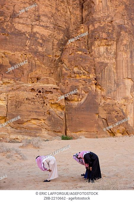 By the end of the 1960s, the Saudi Arabian government devised a program to introduce a sedentary lifestyle to the nomadic Bedouin tribes inhabiting the area