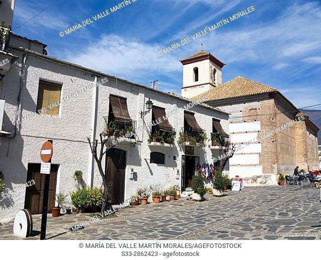 Pampaneira. Granada. Andalucia. Spain. Europe