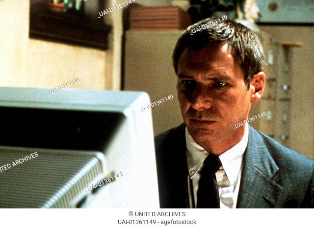 Aus Mangel An Beweisen, Presumed Innocent, Aus Mangel An Beweisen, Presumed Innocent, Harrison Ford *** Local Caption *** 1990