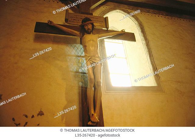 Crucifix. Goslar. Germany