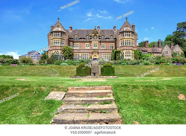 Knightshayes Court, Tiverton, Devon, England, United Kingdom