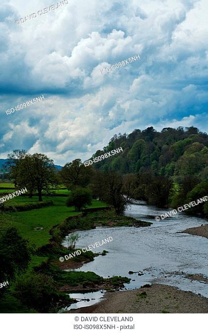 River Towy, Llandeilo, South Wales