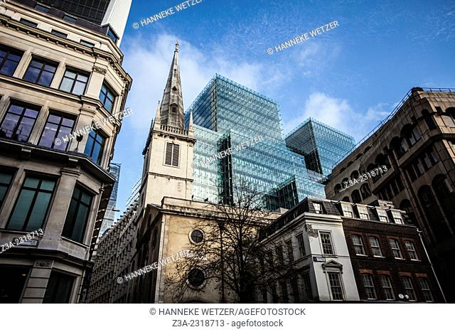 St Margaret Pattens is a Church of England church in the City of London, located on Eastcheap near the Monument. The dedication is to St