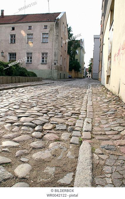 Lithuania - Klaipeda - Road