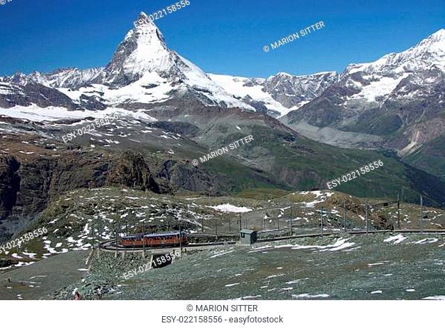 Zermatt - Matterhorn-Gornergratbahn