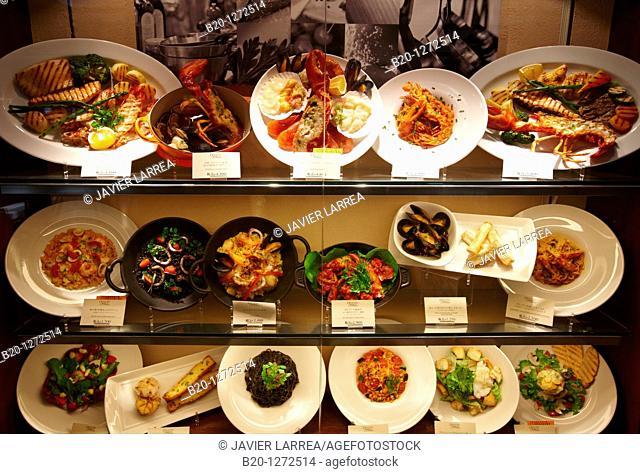 Japanese food, Restaurant, Shinjuku, Tokyo, Japan