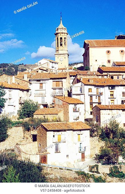 Linares de Mora, Teruel province, Aragon, Spain