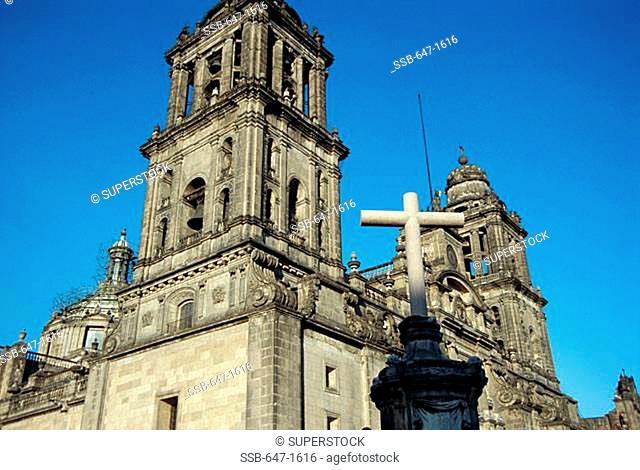 Metropolitan Cathedral Mexico City Mexico