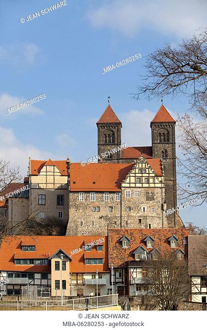 Stiftskirche St. Servatius (Collegiate Church) - Quedlinburg