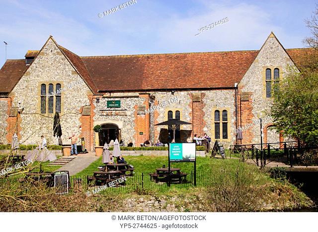 The Mill Pub Salisbury Wiltshire