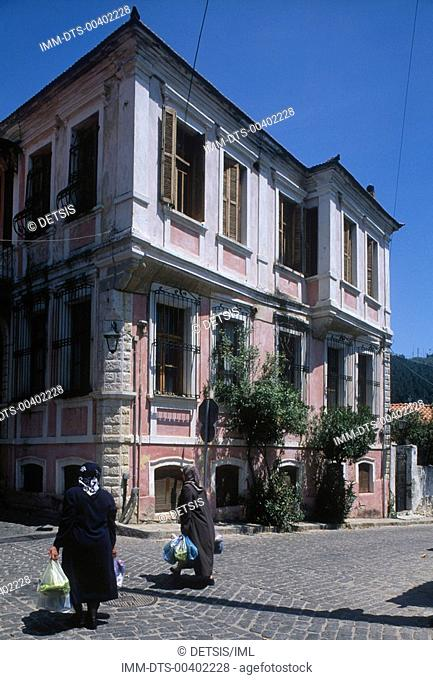 House, Old town  , Xanthi, Thrace, Greece