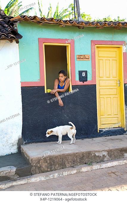 Capao, Bahia, Brazil