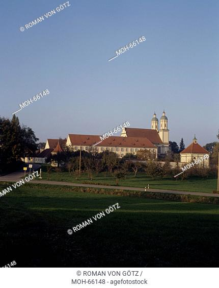 Holzen, Kirche der ehemaligen Benediktinerinnenabtei