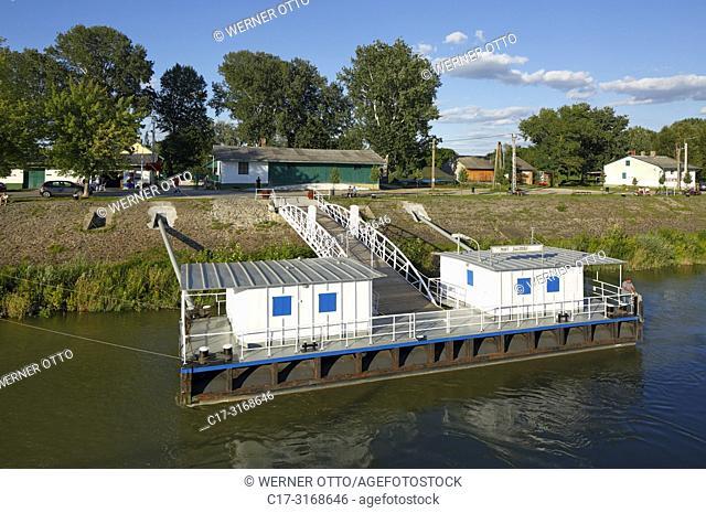 Kalocsa, tourism, holiday, freetime, Danube river cruise, Danube navigation, Danube landscape, river landscape, Danube bank