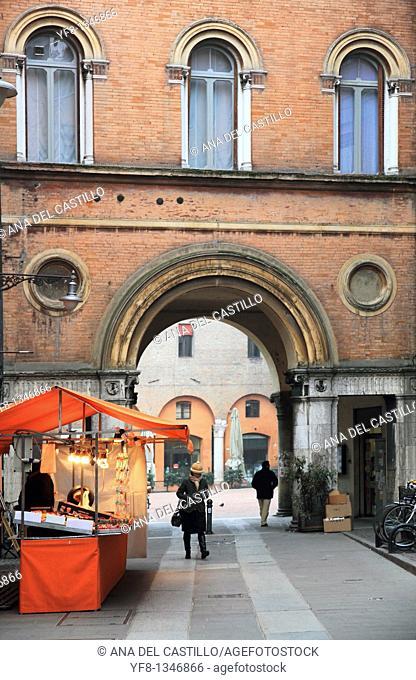 Palazzo Municipale, Ferrara, Emilia Romagna, Italy