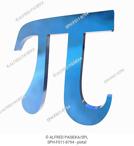 Pi is the sixteenth letter of the Greek alphabet and the symbol used in mathematics to represent a constant ÔÇ\ the ratio of the circumference of a circle to...