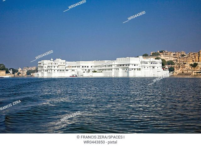 Lake Palace on Lake Pichola