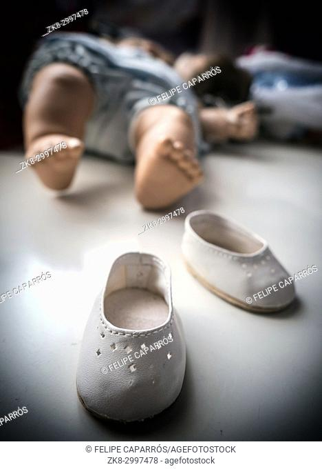 Small Doll Shoes