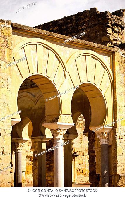 Medina Azahara City Ruins (Cordoba, Spain, Europe, Andalusia)