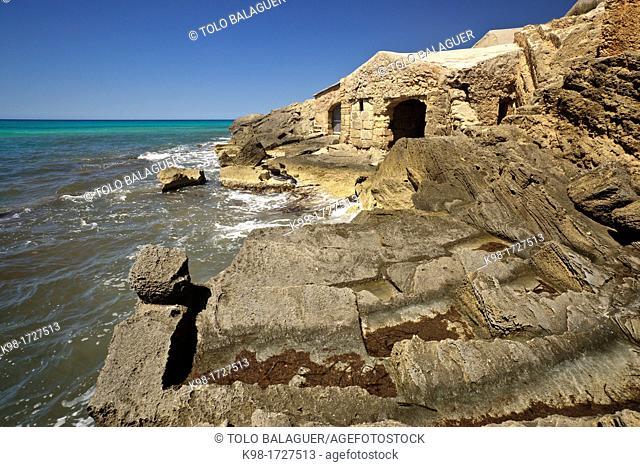 ses Covetes-Es Trenc, Ses Salines, Majorca, Balearic Islands, Spain