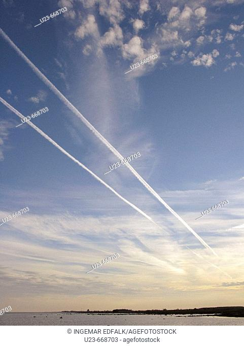Signs in the sky