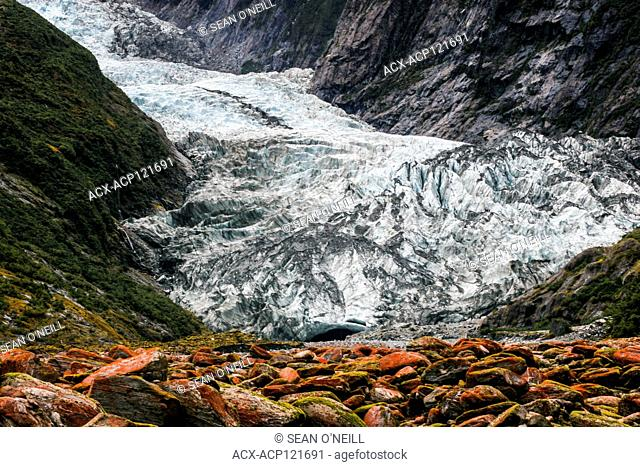 Franz Joseph Glacier South Island New Zealand