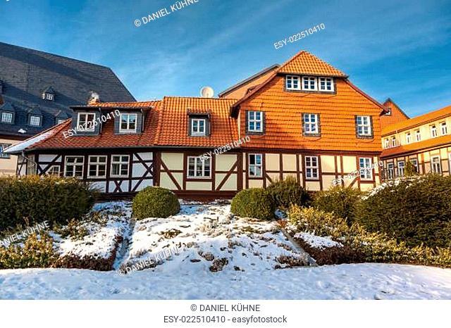 Fachwerkhaus in Wernigerode Harz
